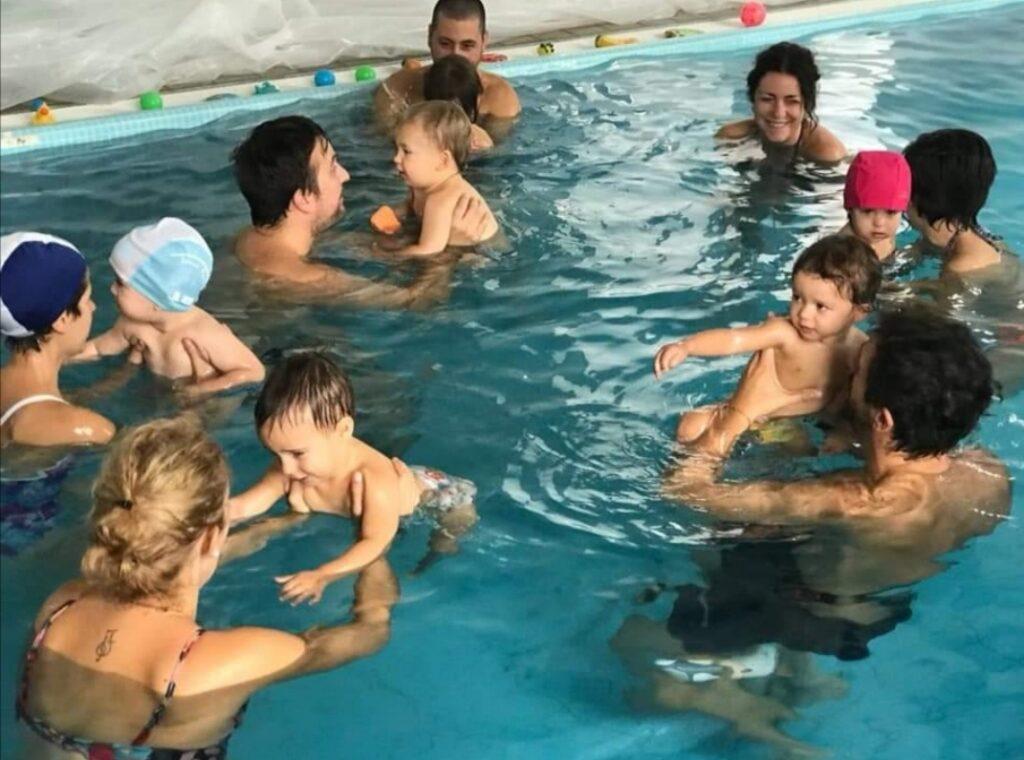 acquaticità neonatale Padova