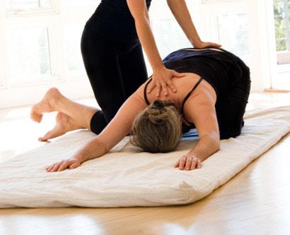 lezioni di yoga a domicilio
